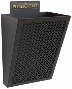 Buzón de publicidad Arregui E2301 - Los mejores buzones de correos que comprar por internet - Mejores buzones de exterior del mercado