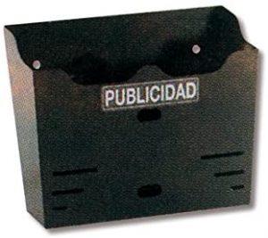 Buzón de publicidad Btv 00181 - Los mejores buzones de correos que comprar por internet - Mejores buzones de exterior del mercado