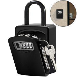 Caja de Seguridad para Llaves ENONEO - Los mejores candados de seguridad para las llaves que comprar por internet - Comprar el mejor candado para surf
