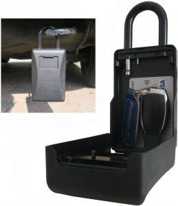Caja fuerte para llaves Frostfire Mooncode - Los mejores candados de seguridad para las llaves que comprar por internet - Comprar el mejor candado para surf