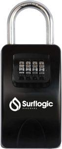 Candado SURF LOGIC Key Security Lock Maxi - Los mejores candados de seguridad para las llaves que comprar por internet - Comprar el mejor candado para surf