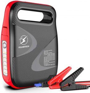 Cargador de Batería para el Coche FLYLINKTECH - Los mejores cargadores de batería con pinzas para el coche que comprar por internet - Comprar el mejor cargador de baterías para el coche del mercado