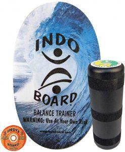 Indo Board Original Tabla de Equilibrio con Rodillo - Los mejores indoboard para surfear que comprar por internet - Comprar el mejor indoboard del mercado para surf
