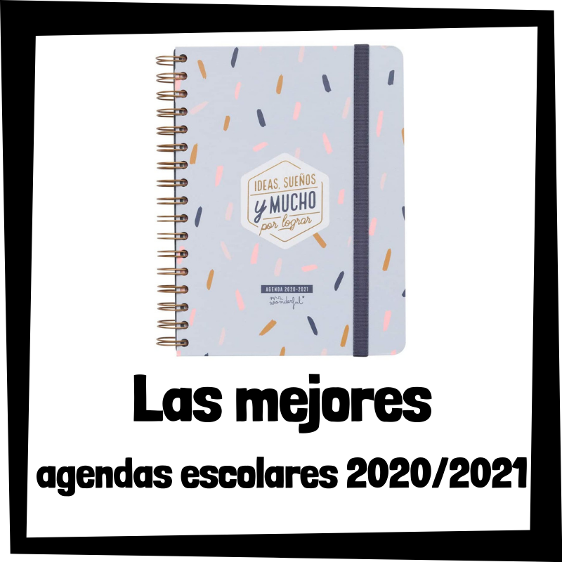 Lee más sobre el artículo Las mejores agendas escolares 2020 2021 del mercado