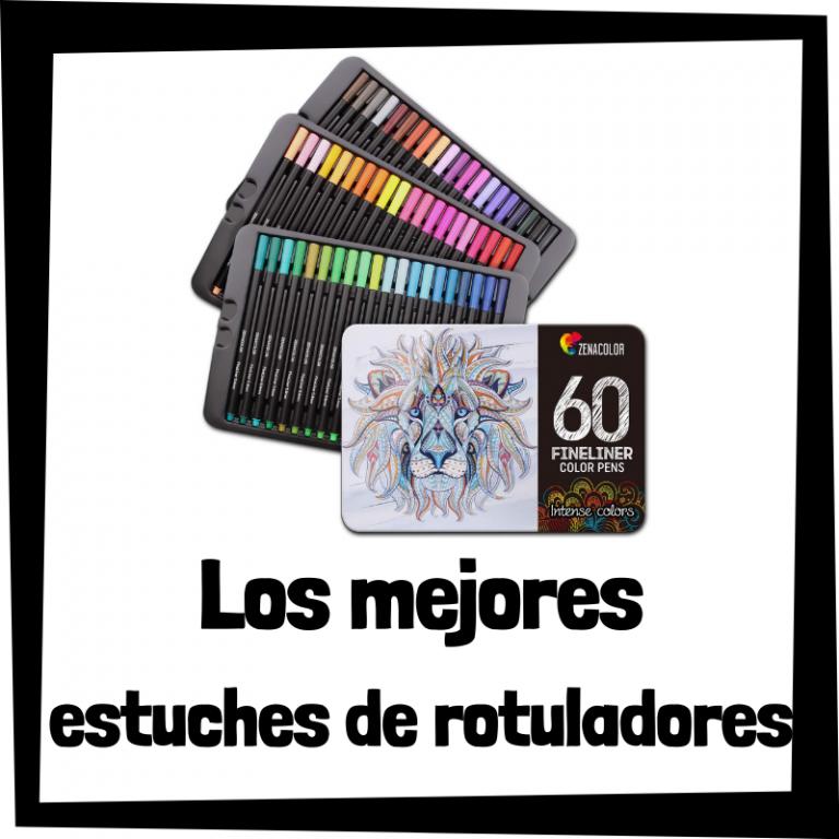 Lee más sobre el artículo Los mejores estuches de rotuladores de colores