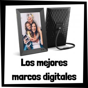 Los mejores marcos digitales para fotos del mercado