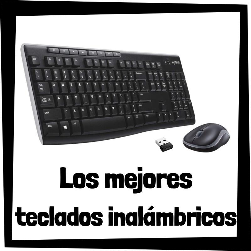Los mejores teclados inalámbricos del mercado