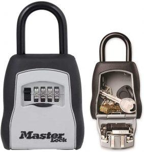 MASTER LOCK Caja fuerte para llaves Mediana - Los mejores candados de seguridad para las llaves que comprar por internet - Comprar el mejor candado para surf