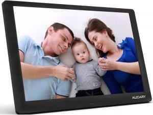 Marco para fotos digital Smart Photo Frame Aucary - Los mejores marcos digitales que comprar por internet - Comprar el mejor marco digital del mercado