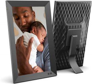 Marco para fotos digital Smart Photo Frame Nix de 13 pulgadas - Los mejores marcos digitales que comprar por internet - Comprar el mejor marco digital del mercado