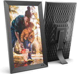 Marco para fotos digital Smart Photo Frame Nix de 15,6 pulgadas - Los mejores marcos digitales que comprar por internet - Comprar el mejor marco digital del mercado