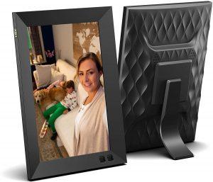 Marco para fotos digital Smart Photo Frame Nix de 8 pulgadas - Los mejores marcos digitales que comprar por internet - Comprar el mejor marco digital del mercado
