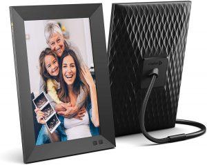 Marco para fotos digital Smart Photo Frame Nixplay - Los mejores marcos digitales que comprar por internet - Comprar el mejor marco digital del mercado
