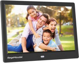 Marco para fotos digital Smart Photo Frame RegeMoudal - Los mejores marcos digitales que comprar por internet - Comprar el mejor marco digital del mercado