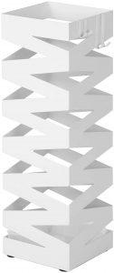 Paragüero Cuadrado Songmics - Los mejores paragüeros que comprar por internet - Mejores paragüeros del mercado