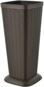 Paragüero plástico Stefanplast - Los mejores paragüeros que comprar por internet - Mejores paragüeros del mercado