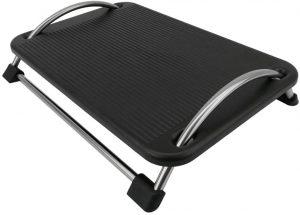 Reposapiés de Primematik - Los mejores reposapiés para casa que comprar por internet - Mejores reposapiés de oficina online - Soporte para pies ajustable - Apoya pies ergonómico