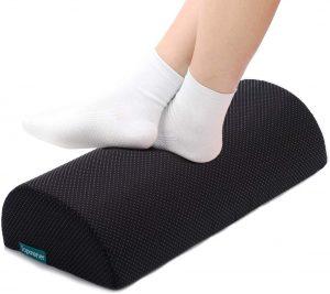 Reposapiés de Topmener para casa - Los mejores reposapiés para casa que comprar por internet - Mejores reposapiés de oficina online - Soporte para pies ajustable - Apoya pies ergonómico