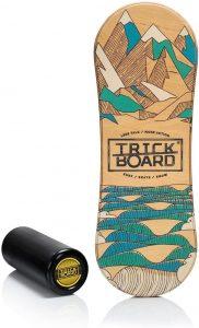 Tabla de equilibrio clásica de Trickboard - Los mejores indoboard para surfear que comprar por internet - Comprar el mejor indoboard del mercado para surf