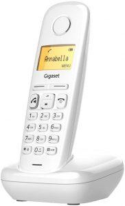 Teléfono Fijo Inalámbrico Gigaset A270 - Los mejores teléfonos fijos inalámbricos que comprar por internet - Mejor teléfono fijo inalámbrico del mercado