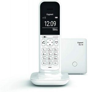 Teléfono Fijo Inalámbrico Gigaset CL390 - Los mejores teléfonos fijos inalámbricos que comprar por internet - Mejor teléfono fijo inalámbrico del mercado