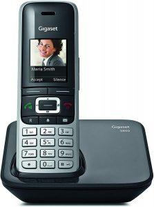 Teléfono Fijo Inalámbrico Gigaset S850 - Los mejores teléfonos fijos inalámbricos que comprar por internet - Mejor teléfono fijo inalámbrico del mercado