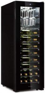 Vinoteca Klarstein Bellevin de 56 botellas - Las mejores vinotecas que comprar por internet - Mejor vinoteca pequeña del mercado