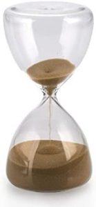 Reloj de Arena Pajoma de 15 minutos - Los mejores relojes de arena del mercado - Relojes de arena