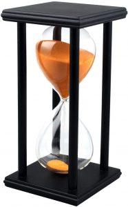 Reloj de Arena con estructura - Los mejores relojes de arena del mercado - Relojes de arena