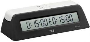 Cronómetro de ajedrez digital de DGT1001 - Los mejores relojes de ajedrez - Comprar el mejor reloj de ajedrez del mercado