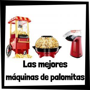 Las mejores máquinas de palomitas del mercado