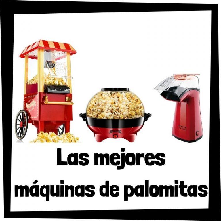 Lee más sobre el artículo Las mejores máquinas de palomitas del mercado
