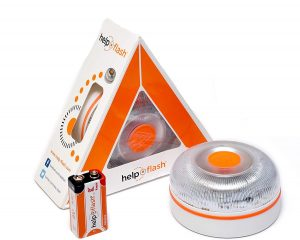 Luz de emergencia para el coche Help Flash homologada - Las mejores luces de emergencia para el coche - Comprar luz de emergencia para el coche