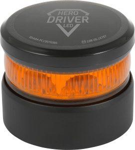Luz de emergencia para el coche Hero Driver LED homologada - Las mejores luces de emergencia para el coche - Comprar luz de emergencia para el coche