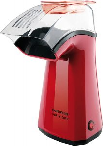 Máquina para hacer palomitas Taurus Popcorn - Las mejores máquinas para hacer palomitas - Máquinas de palomitas