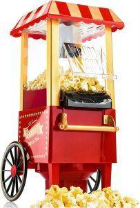 Máquina para hacer palomitas Vintage Gadgy - Las mejores máquinas para hacer palomitas - Máquinas de palomitas