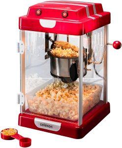 Máquina para hacer palomitas celexon - Las mejores máquinas para hacer palomitas - Máquinas de palomitas