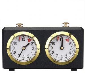 Reloj de ajedrez analógico de GCDN - Los mejores relojes de ajedrez - Comprar el mejor reloj de ajedrez del mercado
