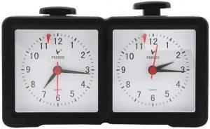 Reloj de ajedrez analógico de LEAP PQ9905 - Los mejores relojes de ajedrez - Comprar el mejor reloj de ajedrez del mercado