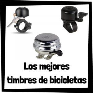 Los mejores timbres para bicicletas