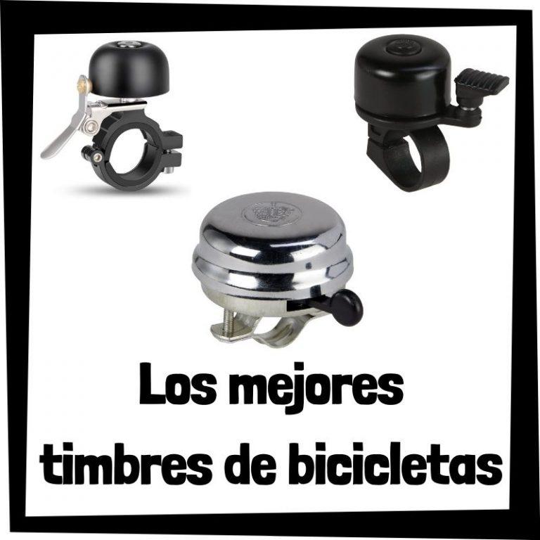 Lee más sobre el artículo Los mejores timbres para bicicletas