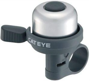 Timbre de bicicleta de manillar de CatEye Pb-1000 - Los mejores timbres de bicicletas ajustables - Mejor timbre de bicis