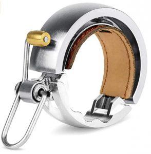 Timbre de bicicleta de manillar de Knog Oi Bell - Los mejores timbres de bicicletas ajustables - Mejor timbre de bicis