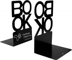 Sujetalibros de BOOK. Los mejores sujetalibros