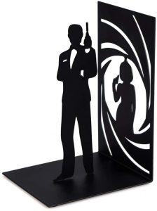 Sujetalibros de Balvi de 007. Los mejores sujetalibros