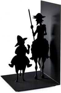 Sujetalibros de Balvi de Don Quijote. Los mejores sujetalibros