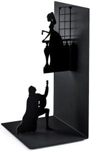 Sujetalibros de Balvi de Romeo y Julieta. Los mejores sujetalibros