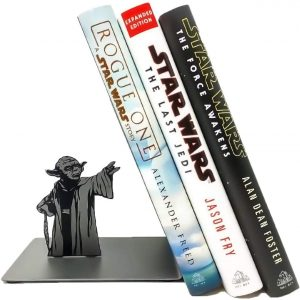 Sujetalibros de Star Wars. Los mejores sujetalibros