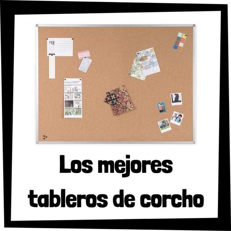 Lee más sobre el artículo Los mejores tableros de corcho del mercado