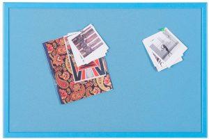 Tablero de corcho de colores de Bi Office - Los mejores tableros de corcho